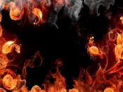 Smoke Fire Design Backgrounds