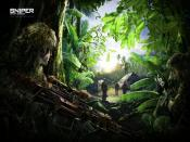 Sniper Ghost Warrior Game Backgrounds