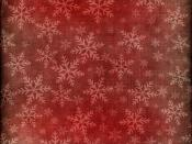Snowflakes on Rain Backgrounds