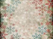Snowstorm Flowers Backgrounds