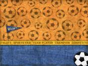 Soccer Number On Backgrounds