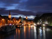 Somewhere In Amsterdam Nights Backgrounds