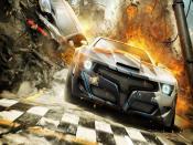 Split Second 2010 Car Race Backgrounds
