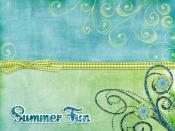 Summer Fun Backgrounds