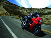 Suzuki GSX 1300R Hayabusa Ride Backgrounds