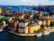 Sweden Stockholm Backgrounds