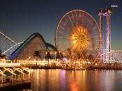 Sydney AMusement Park Backgrounds