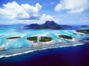 The Best of Nature Aerial Ocean Backgrounds