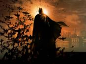 The Dark Knight Rises Backgrounds