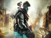 Tom Clancys Ghost Recon Future Soldier Backgrounds