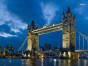 Tower Bridge Backgrounds
