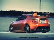 Toyota GT-86 Backgrounds