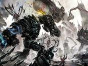 Transformers  Dark of the  Backgrounds