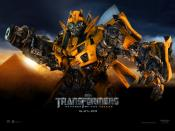 Transformers Movie Poster Backgrounds