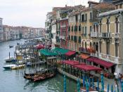 Venice Boating Backgrounds