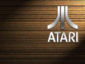 Video Atari Games Images Title Photos Spots Backgrounds