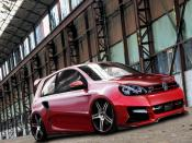 Volkswagen Golf 6 GTI Backgrounds