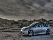 VW Golf Iv R32 Backgrounds