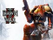 Warhammer 4000 Dawn Of War 2 Game Backgrounds