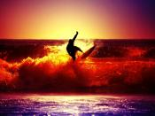 Waves Surfer Backgrounds