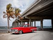 WB 1960 Chevy Impala Backgrounds