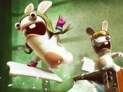 Wii Crazy Rabbit Backgrounds