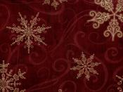 Winter Snowflake Backgrounds