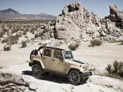 Wrangler Mojave Backgrounds