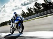 Yamaha Bike Zone Backgrounds