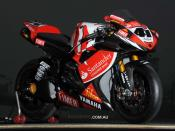 Yamaha Superbike Super Backgrounds