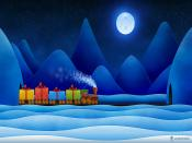 Z61ddulevf Christmas Original Images Train Vladstudio Backgrounds
